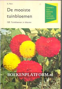 De mooiste tuinbloemen