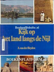 Kijk op het land langs de Nijl
