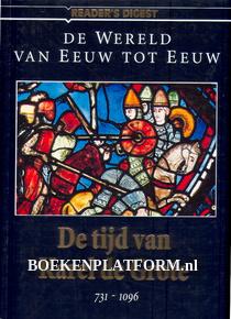 De tijd van Karel de Grote 731-1096