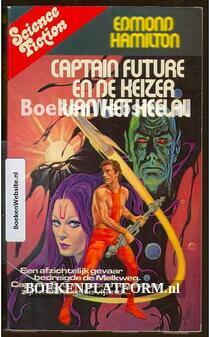 Captain Future en de keizer van het heelal