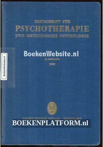 Zeitschrift fur Psychotherapie und Medizinische Psychologie 1962