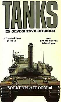 Moderne tanks en gevechtsvoertuigen