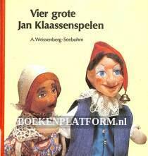 Vier grote Jan Klaassenspelen