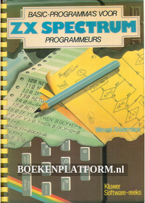 BASIC programma's voor ZX Spectrum programmeurs