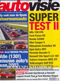 Autovisie 2003 Complete jaargang