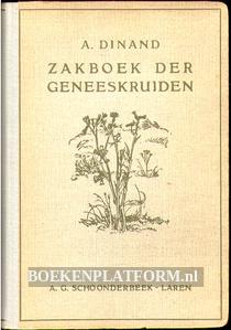 Zakboek der geneeskruiden