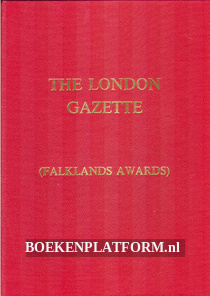 Supplement to The London Gazette, Falklands Awards
