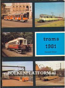 Trams 1981