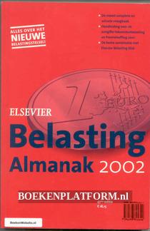 Belasting Almanak 2002