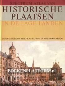 Spectrum atlas van historische plaatsen in de Lage Landen