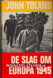 De slag om Europa 1945