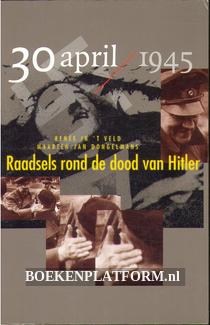Raadsels rond de dood van Hitler