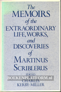 The Memoirs of Martinus Scriblerus
