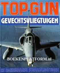 Top Gun gevechtsvliegtuidgen