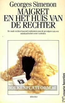 0464 Maigret en het huis van de rechter