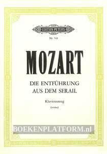 Mozart, Die Entfürunf aus dem serail