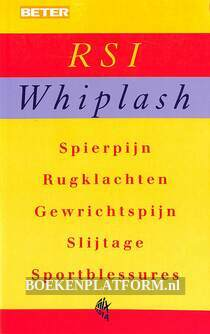 RSI, Whiplash
