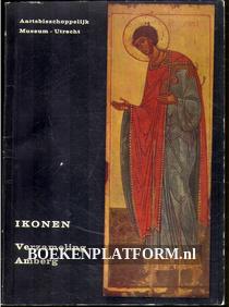 Ikonen, verzameling Amberg