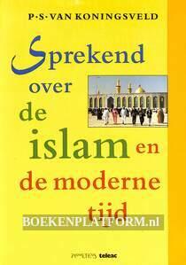 Sprekend over de islam en de moderne tijd