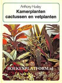 Kamerplanten cactussen en vetplanten