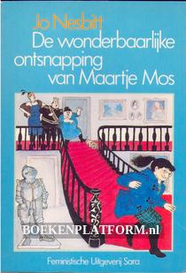 De wonderbaarlijke ontsnapping van Maartje Vos