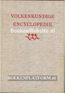 Volkenkundige encyclopedie