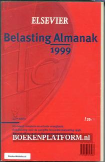 Belasting Almanak 1999