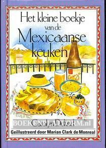 Het kleine boekje van de Mexicaanse keuken