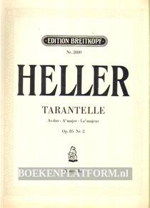 Tarantelle fur Klavier zu zwei Handen