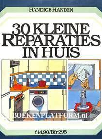 30 kleine reparaties in huis
