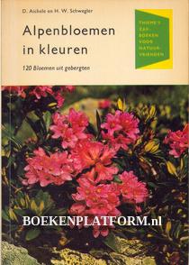 Alpenbloemen in kleuren