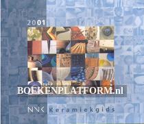 Keramiekgids 2001