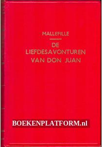 Liefdesavonturen van Don Juan