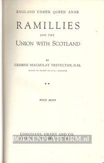 Ramillies and the Union With Scotland