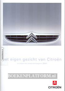 Citroen accesoires personenwagens 2001 brochure