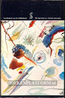 De abstracte schilderkunst