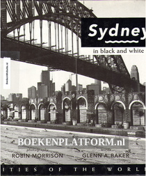 Sydney in black and white