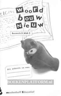 Woordbouw Nieuw Bouwschrift blok 2