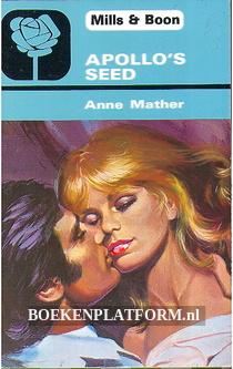 1582 Appollo's Seed