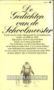 1794 De Gedichten van de Schoolmeester