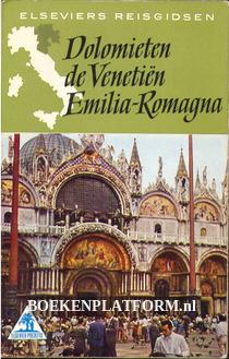 Dolomieten, de Venetien, Emilia