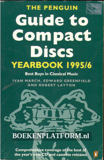 Guide to Compact Discs, Yearbook 1995/6