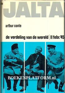 Jalta, de verdeling van de wereld