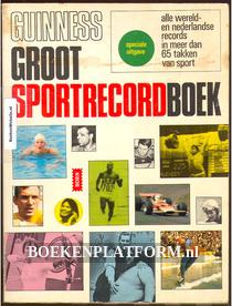 Guinness Groot Sportrecord boek