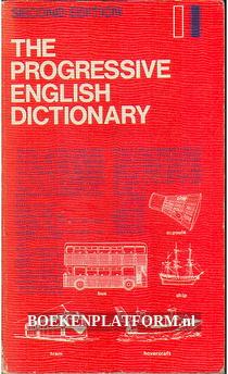 The Progressive English Dictionary