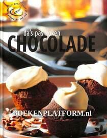 Da's pas koken, chocolade