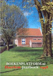 Haerlem Jaarboek 1998