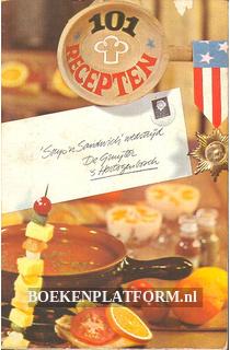101 recepten
