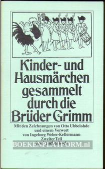 Grimm Kinder- und Hausmärchen 2