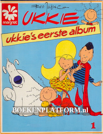 Ukkie's eerste album